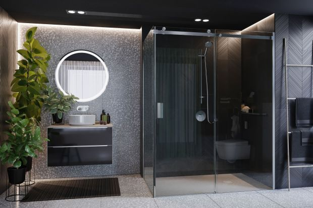 Nowa kolekcja pozwala na stworzenie wyjątkowej i nowoczesnej strefy prysznica.