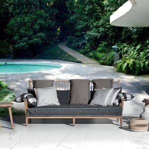 Otoczenie domu: modne meble do ogrodu i na taras. Kolekcja mebli In Out. Fot. Mood-Design