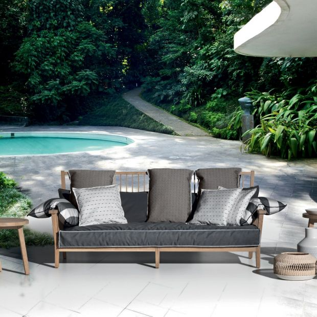 Otoczenie domu: modne meble do ogrodu i na taras