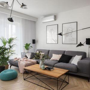 Meble do salonu: sofa Inspirium. Fot. Inspirium