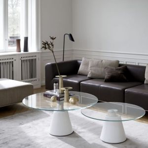 Meble do salonu: stolik Madrid marki BoConcept. Fot. BoConcept