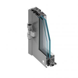 System MB-86 SI jest polecany do budownictwa energooszczędnego ze względu na podwyższone właściwości izolacyjne. Fot. Aluprof