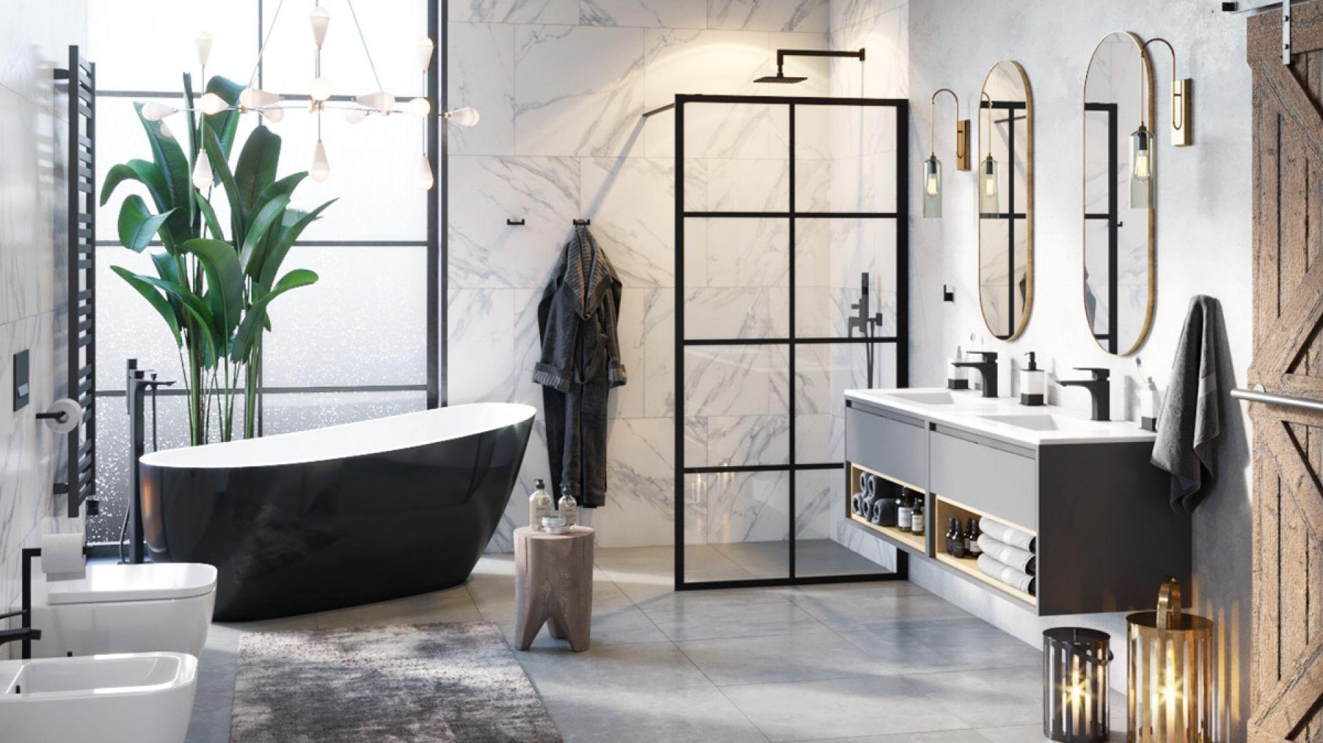 Nowoczesna łazienka Zobacz 12 Modeli Kabin Prysznicowych