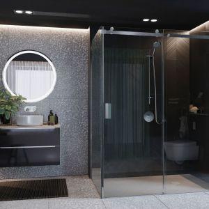 Kabina prysznicowa Area dostępna w ofercie firmy Roca. Fot. Roca
