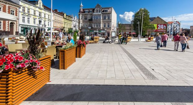 Nawierzchnie w przestrzeni publicznej - modne i funkcjonalne