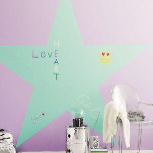 Pomysły na ścianę w pokoju dziecka. Fot. Tikkurila