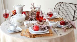 Porcelana ozdobiona kolorami lata oczaruje każdego miłośnika wakacyjnych chwil. zobacz koniecznie!