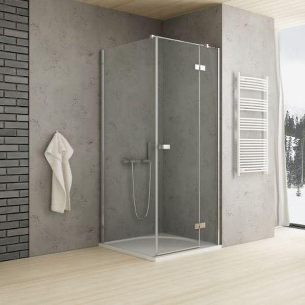 Szybki prysznic - sposób na upały