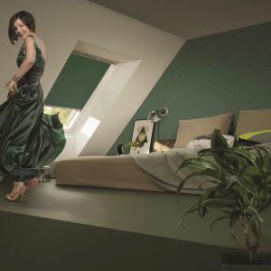 Nowoczesne rolety kolekcja Colour by You. Fot. Velux