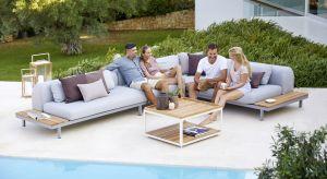 Wakacje to czas relaksu i wypoczynku. Nie musisz wyjeżdżać, by w pełni z niego korzystać. Ciesz się długimi godzinami słońca, które możesz spędzać z rodziną i przyjaciółmi w ogrodzie albo na tarasie.