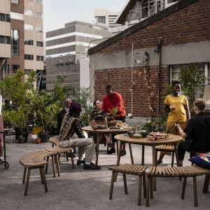 Kolekcja mebli outdoorowych Överallt. Fot. IKEA