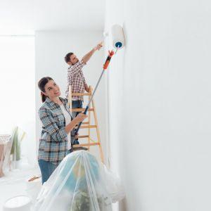 Samodzielne malowanie nowego mieszkania. Fot. Bondex