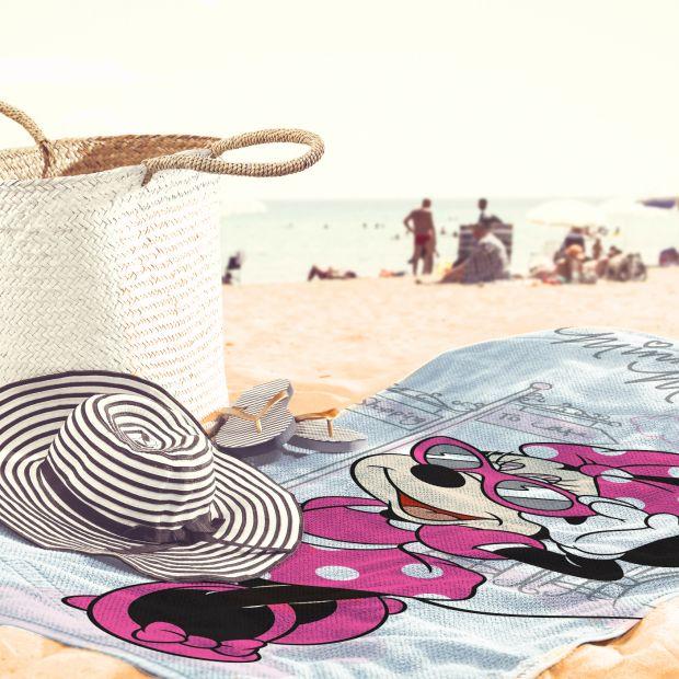 Bajkowe ręczniki dla dzieci - nie tylko na plażę