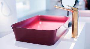 Wyprodukowanie ultracienkich rantów umywalkowych o grubości zaledwie 3,5 mm było technologicznym przełomem i przekroczeniem wzorniczej bariery.