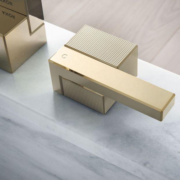 Designerska armatura - te modele ozdobią Twoją łazienkę!