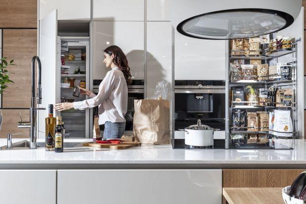 Przechowywanie w kuchni - harmonia w domowej spiżarni