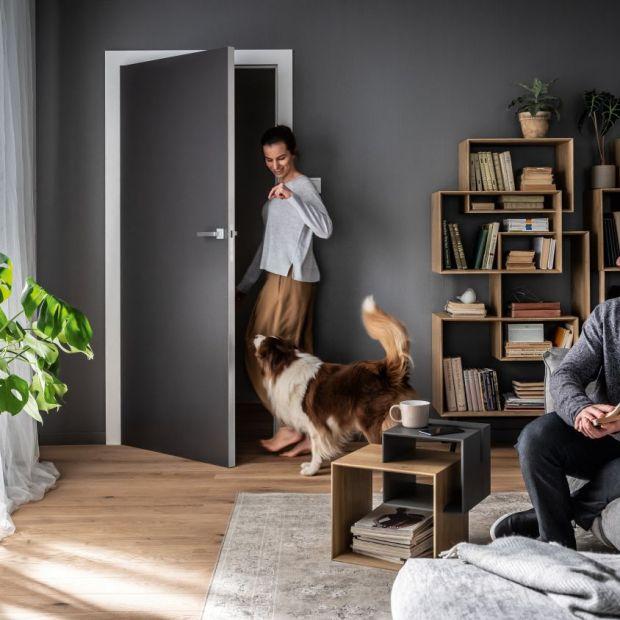 Drzwi wewnętrzne: nowe modele z indywidualnym akcentem