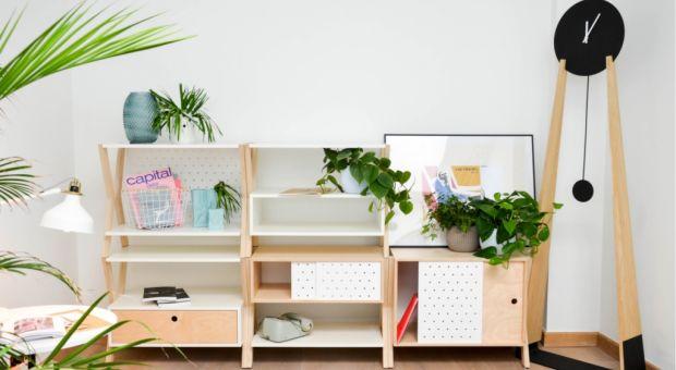 Design blisko natury - zobacz oryginalne meble z drewna