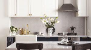 W aranżacji otwartej kuchnidetale mają szczególne znaczenie. Muszą być zarówno praktyczne, jaki i dekoracyjne.