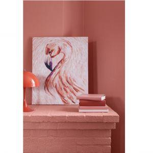 K319 Flamingo to soczysty kolor farb z kolekcja Tikkurila Color Now 2019. Fot. Tikkurila