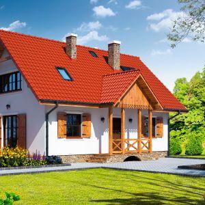 Mały dom można wybudować w cenie mieszkania w bloku. Projekt Zawoja MK1. Fot. Dom-Projekt