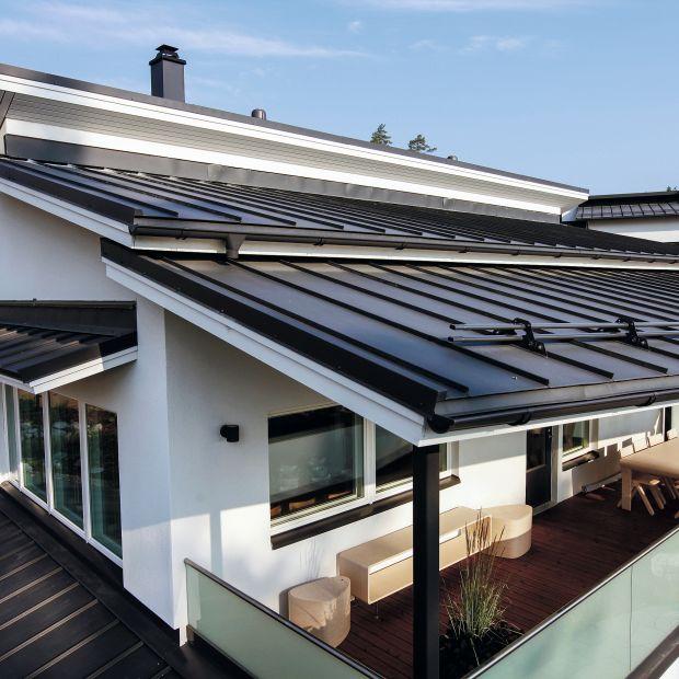 Ładny dach: materiały, porady, technologie