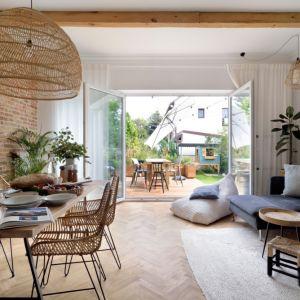 Dom inspirowany naturą. Projekt: Shoko Design Fot. Lukasz Nowosadzki, Archilens.pl