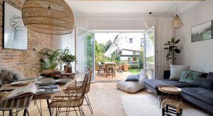Naturalne wnętrza cieszą się ogromną popularnością i są świetnym sposobem, aby dom nabrał elegancji, a zarazem był bardzo przytulny.