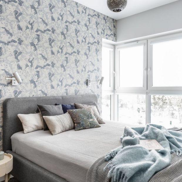 Wygodna sypialnia: 12 pięknych projektów z polskich domów