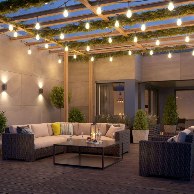 Oświetlenie ogrodowe. Radzimy jak je zaprojektować