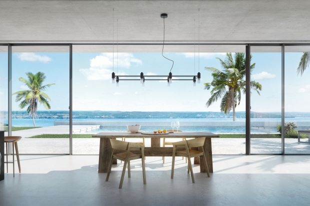 Panoramiczne przeszklenia - nowa generacja okien przesuwnych