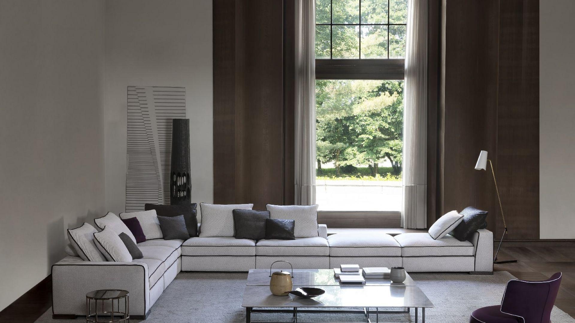 Sofa Armand. Fot. Flexform