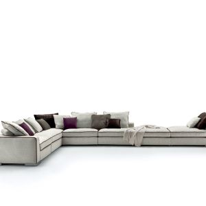 Sofa Armand. Fot. Flexform