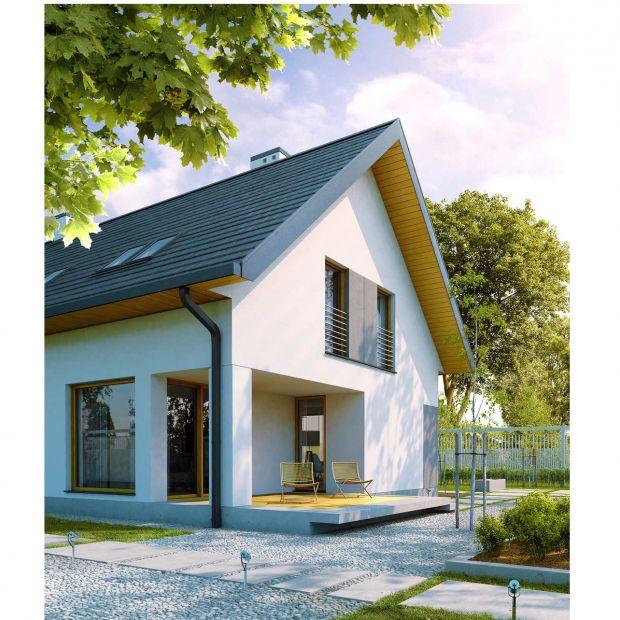 Nowoczesny dom - detale podkreślają charakter