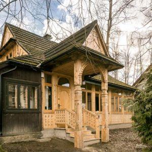 """""""Korniłowiczówka"""" to jeden z najstarszych budynków w Zakopanem. Fot. mat. prasowe LLoyd Group"""