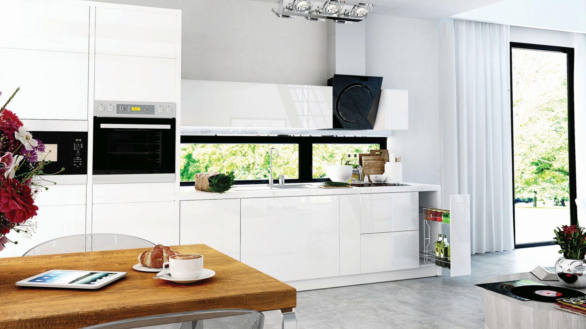 Porządek w kuchni: dobre miejsce na przyprawy. Fot. Rejs