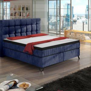 Łóżko kontynentalne Alexander marki Comforteo. Fot. Comforteo
