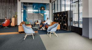 Płytki dywanowe - zobacz sprawdzone rozwiązanie do biura