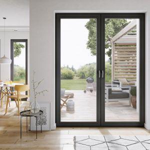 Okna do minimalistycznych wnętrz i domów. Fot. Vetrex