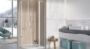 Czy urządzając łazienkę o małym metrażu jesteśmy w stanie uzyskać efekt, który sprawi, że wnętrze będzie ciekawie się prezentować i jednocześnie spełniać swoje funkcjonalne role?