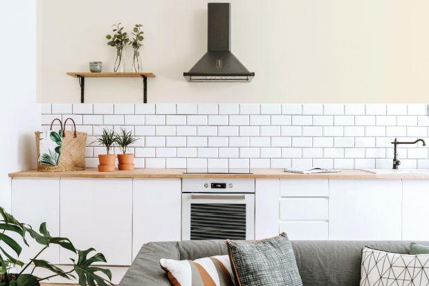 Letni remont kuchni - malujemy ściany