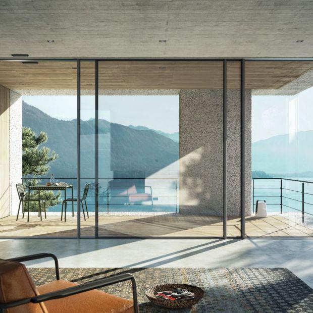 Okna narożne - atrakcyjna fasada i niecodzienne wnętrze