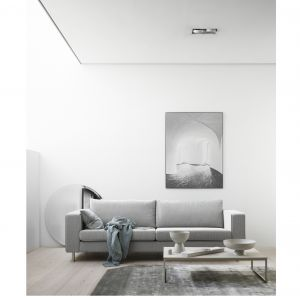 Sofa Indivi (proj. Anders Nørgaard) jest dostępna od 1999 roku.Fot. BoConcept
