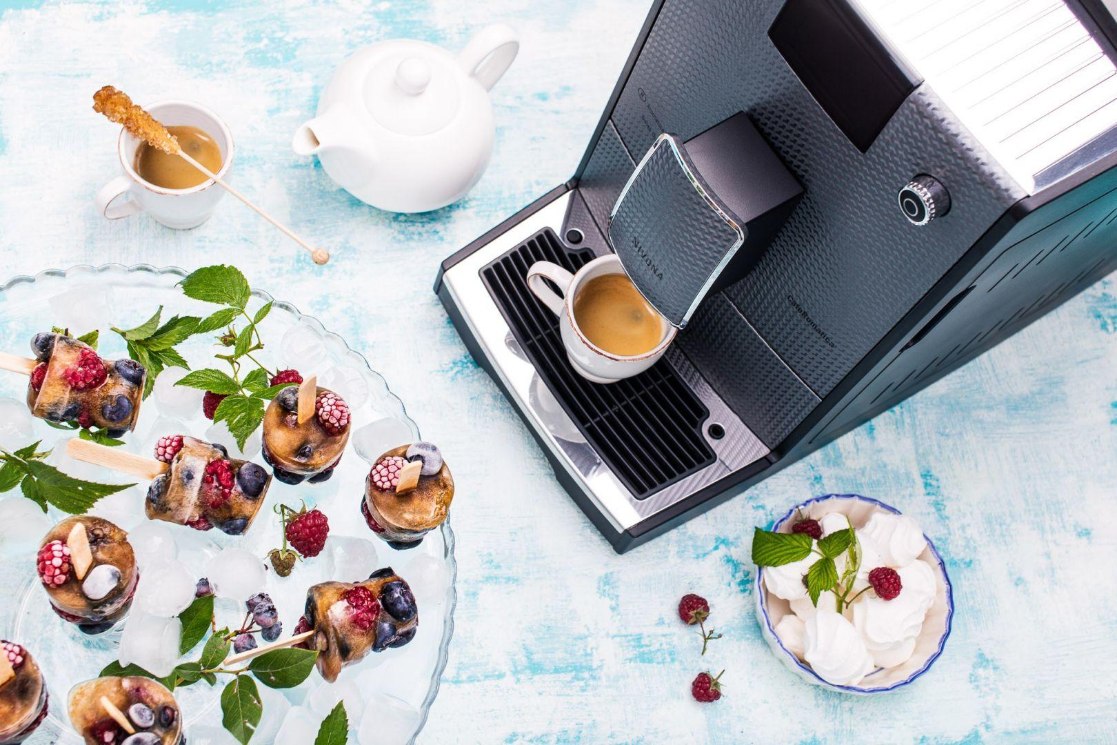 Kawy mrożone idealne na lato: tonicpresso. Fot. Nivona