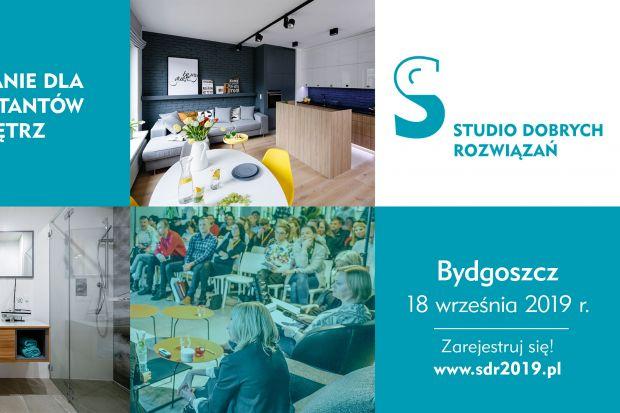 18 września Studio Dobrych Rozwiązań zaprasza do Bydgoszczy