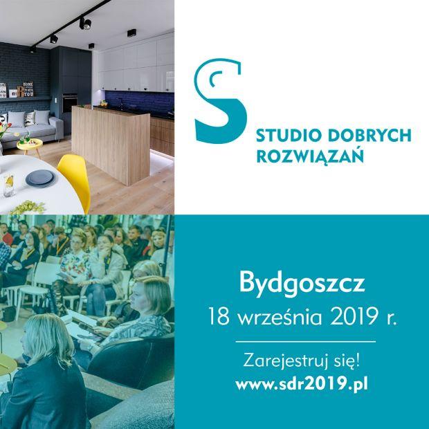 18 września Studio Dobrych Rozwiązań zawita do Bydgoszczy