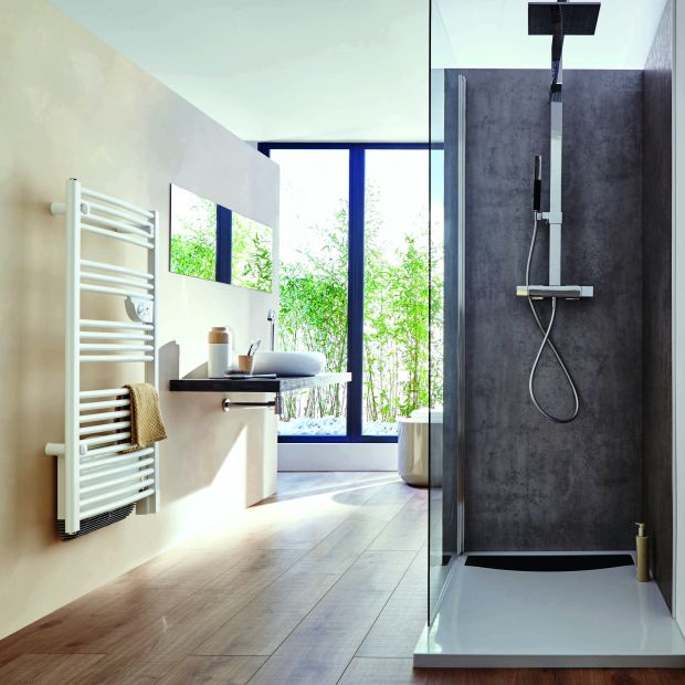 Grzejnik łazienkowy - zadbaj o temperaturę przez cały rok