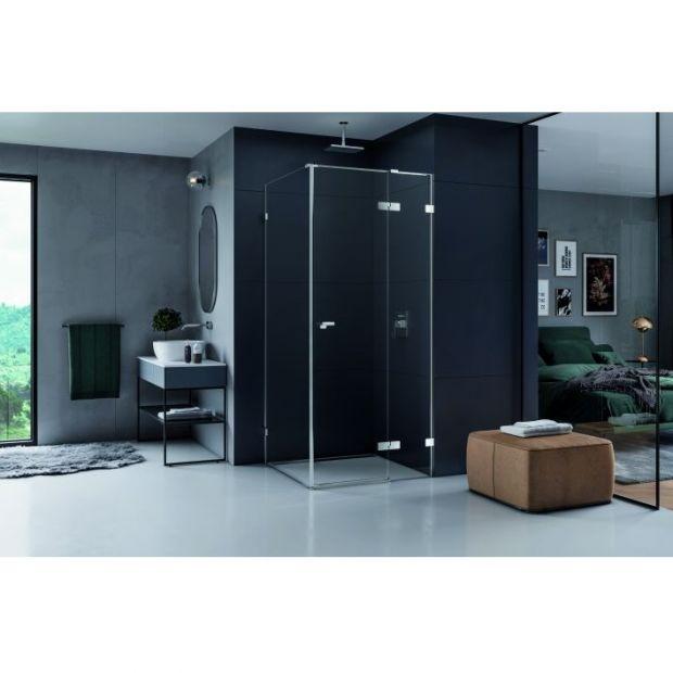 Kabiny prysznicowe - nowa minimalistyczna seria