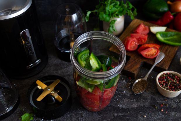 Przepis na garden party - pikantna salsa w kilka chwil