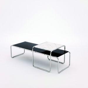 Laccio Tables Knoll, projekt: Marcel Breuer, 1925.  Fot. Knoll /Aqina